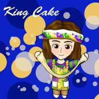 King Cake by TaylorJSomeday