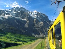 Jungfrau ,switzerland by ValiCaptures