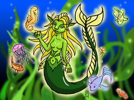 Maara - Under the Sea by Ryanis