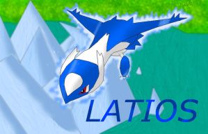 latios by SEBASTIEN11