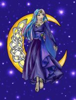 Astral Dreamer by flyinangel