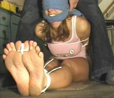 Tied Blindfolded Tickle 06 by dtka66