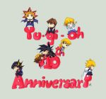 YGO 10th Anniversary-2nd entry by Renny08