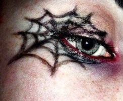 Spiderweb 2 by ColourByMakeup