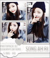 Song Ah Ri (ULZZANG) - PHOTOPACK#02 by JeffvinyTwilight