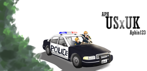 APH -- USUK Police by aphin123
