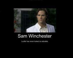 Sam Winchester Motivational by IveGotItMemorized