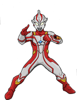 Ultraman Mebius by Jason-FH-Art