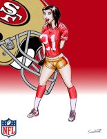 49ers Era 2010s by ImfamousE