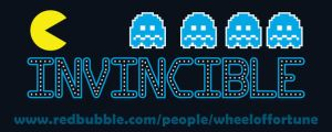 Pacman-Invincible by SWING-21
