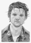 Andrew Lee Potts, Hatter by DegasClover