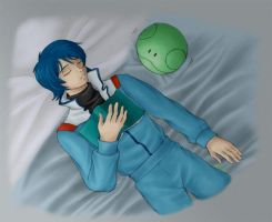 Zeta Gundam- Do not disturb by StraySnake