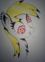 Derpy sharingan! by AstmaInhaler