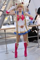 Super Sailor Moon - Sailor Moon III by Cosbabe