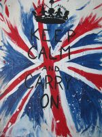 Keep Calm by Keagerz