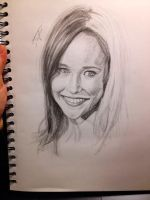 Ellen Page by steph0804