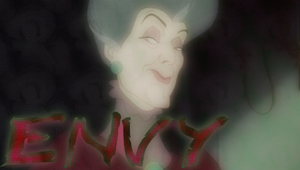Lady Tremaine (Envy) PSP Wallpaper by SailorTrekkie92