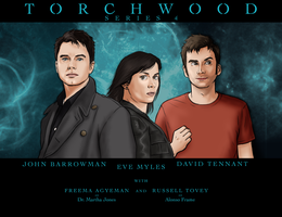 Torchwood Dream Team by Girl-on-the-Moon