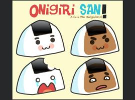 Onigiri fun by Helgoland