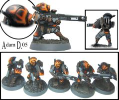 tau fire warrior 2005 by wrath85