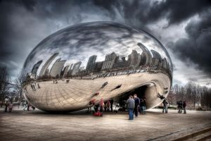 The Chicago Bean by b-rooks