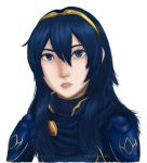 Painting practice: Lucina by yueyuetan