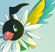 Chatot by lagendarylugia