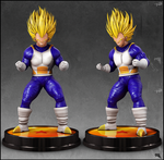 Vegeta Render Views. by MarcMons007