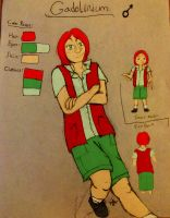Gadolinium Human Reference by TheDragonInTheCenter