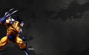 Wolverine wallpaper by GhostzFr