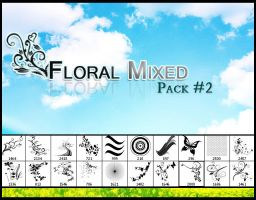Floral_Mix_pack2 by Dsings