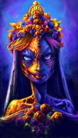 A CORPSE BRIDE TWO by QuinteroART
