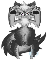 Cry wolf~ by Meb90