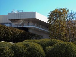 Getty Center by Humble-Novice