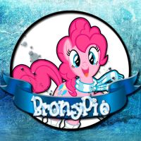 BronyPie Ice-Cold Icon/Avatar [Request] by RepTituz
