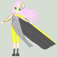 Lonely Moon by Kezabee