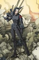 Baroness commission by phil-cho