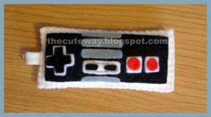 NES controller by SaMtRoNiKa