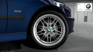 BMW E39 M5 wheel by Schaefft