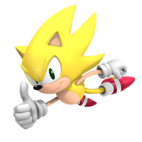 Classic Super Sonic Wttp2 by Nibroc-Rock