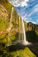 Seljalandsfoss by cwaddell