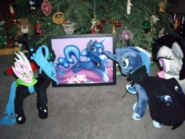 Princess Luna's Hearth's Warming Present by SniperTeam4