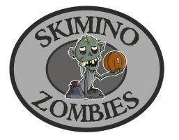 Skimino Zombies by l0stinth0ught