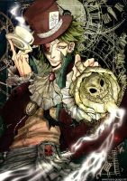 mad hatter contest by slave2F8