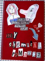 My  Chemical Notebook by daphne273