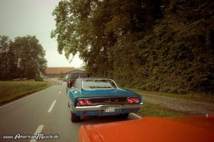 waiting for green light.. by AmericanMuscle