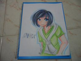 Alex by LoveArt8