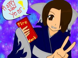 Happy New Year from FFs.G.V. by FFsGunslingerVincent