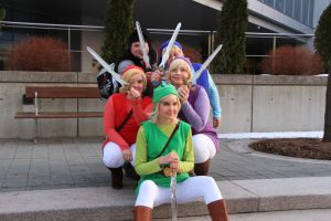 PAX East 2013 - Five Swords Adventure 3 by VideoGameStupid