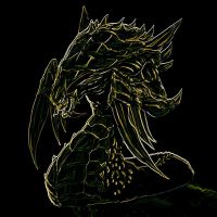 hydralisk green concept by Symbiothi13